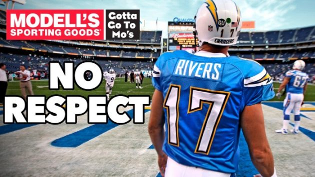 Philip Rivers is the forgotten QB1 in Fantasy Football