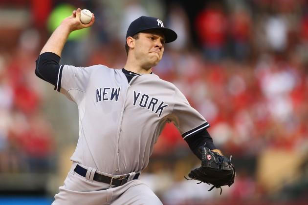 New York Yankees v St. Louis Cardinals