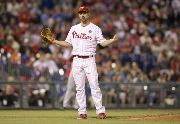 Cliff Lee joins the ranks of the injured in today's fantasy baseball links.