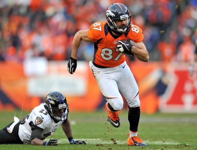 Divisional Playoffs - Baltimore Ravens v Denver Broncos