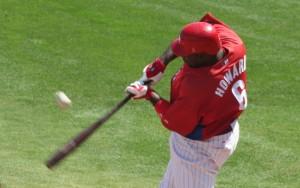 Ryan Howard in today's fantasy baseball links