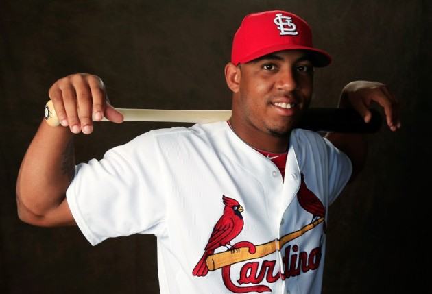 Oscar Taveras has everyone excited and our fantasy baseball links show it.