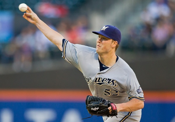 Jimmy Nelson bombs in today's fantasy baseball links.