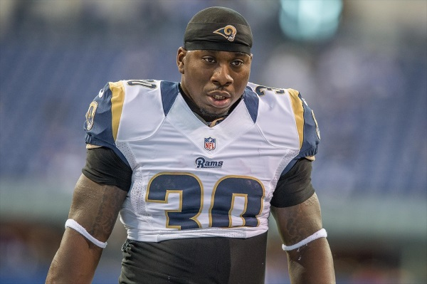 Zac Stacy; bust or breakout in today's fantasy football links.