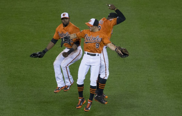 2015 MLB Projections for the Baltimore Orioles