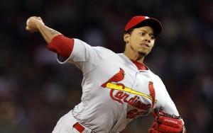 MLB: World Series-St. Louis Cardinals at Boston Red Sox