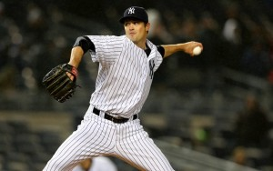 Closer for the New York Yankees