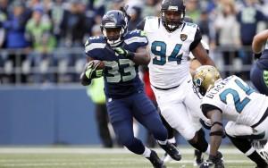 NFL: Jacksonville Jaguars at Seattle Seahawks