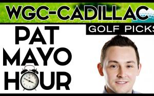 wgc cadillac golf betting systems