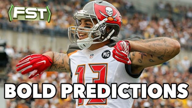 Bold predictions for the 2016 NFL season.
